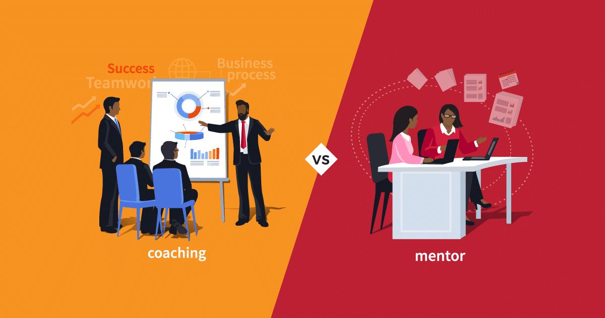 coaching vsmentorship