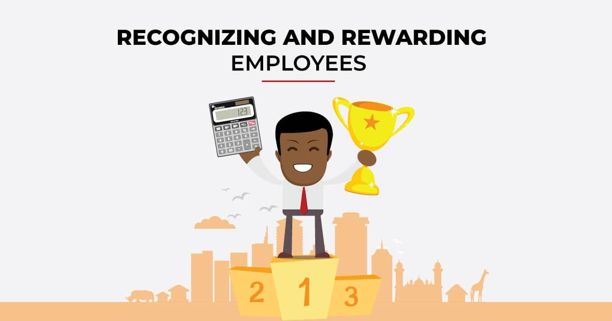 employee recognition and reward