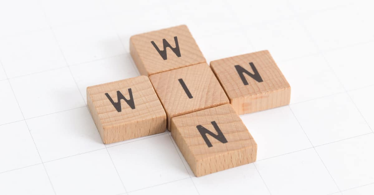 get a win win solution