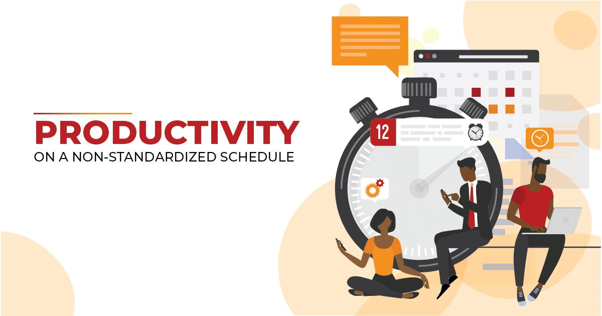 Irregular working schedule