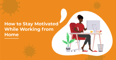 stay motivated working from home